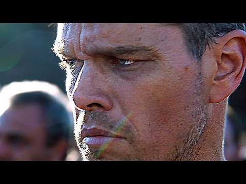 JASON BOURNE 5 Trailer (Matt Damon - 2016)