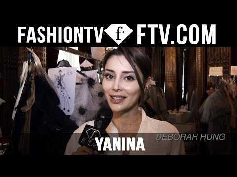 Yanina Trends at Paris Haute Couture Week SS 16 | FTV.com