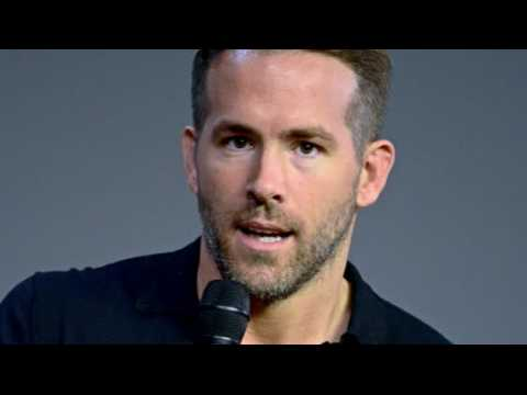 Ryan Reynolds explique pourquoi il a choisi d'appeler sa fille James