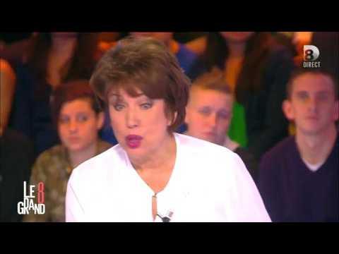 Roselyne Bachelot : son coup de gueule contre les sondages