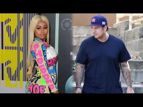 Rob Kardashian emménage avec la rivale de la famille Kardashian, Blac Chyna