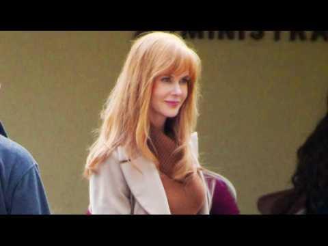 Nicole Kidman retourne à ses racines : le roux