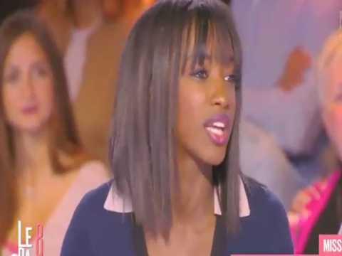 """Exclu Vidéo : Hapsatou Sy : """" C'est dommage que Geneviève de Fontenay finisse sa carrière avec des méchancetés gratuites ! """""""