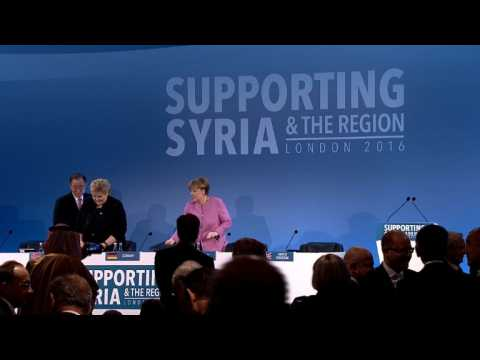 UK PM urges transition in Syria 'however difficult it may be'