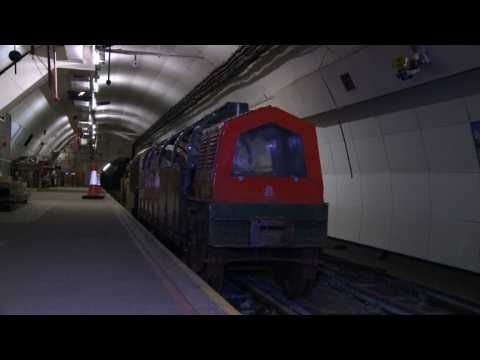 London's underground tunnel postal system comes to light