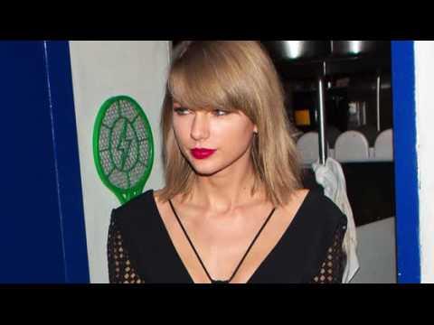 Un intrus arrêté sur la propriété de Taylor Swift