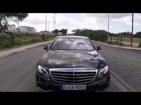 Mercedes-Benz E-Class - Intelligent DRIVE PILOT - Distance Pilot DISTRONIC | AutoMotoTV