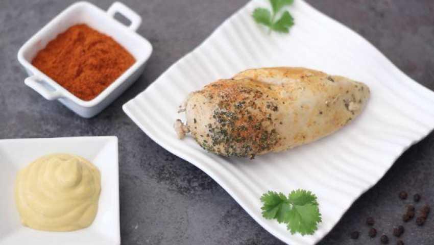 poulet cuisson basse température