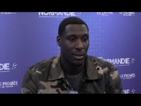 Ian Mahinmi, parrain du Rouen Métropole Basket