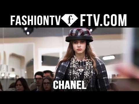 First Look Chanel F/W 15-16 Paris Fashion Week | FTV.com