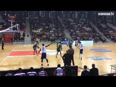Basket : Rouen n'a pas réussi à faire trébucher Limoges