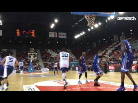 Basket-ball - Pro A : nouvelle défaite pour Rouen face à Antibes (80-71)