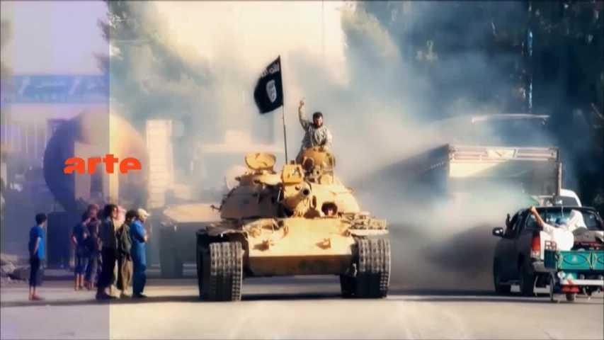 Du 11 septembre au Califat L'Histoire secrète de Daech 2016 TVRIP 720p H264 AAC mp4