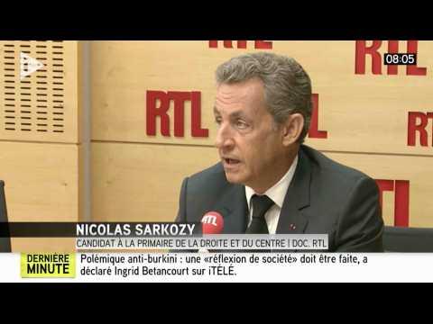 Nicolas Sarkozy ne veut pas répondre aux attaques de François Fillon - ZAPPING ACTU DU 29/08/2016
