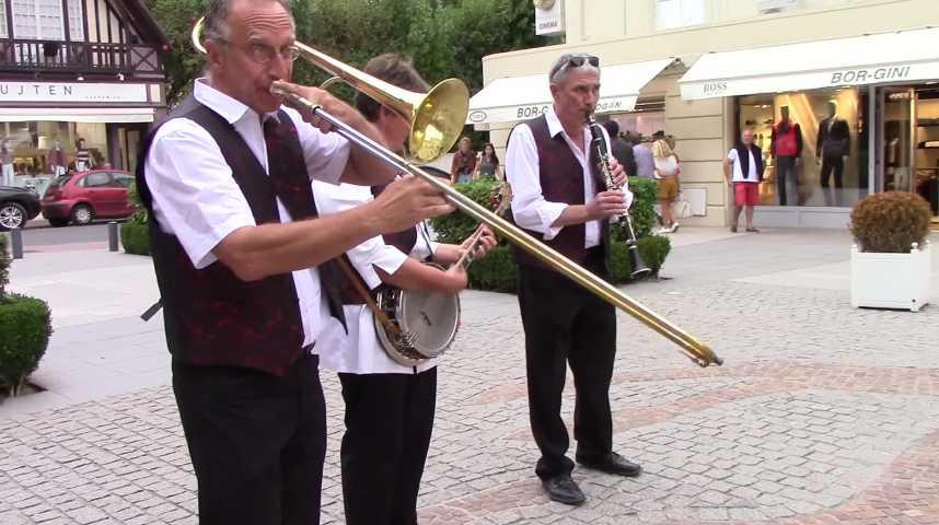 Tendance pendant le festival - De la musique à Deauville