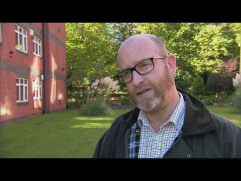 Paul Nuttall reacts to Steven Woolfe's collapse