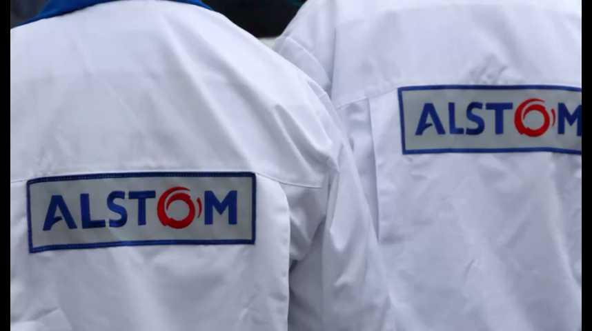 Illustration pour la vidéo Alstom : une semaine clé pour le site de Belfort