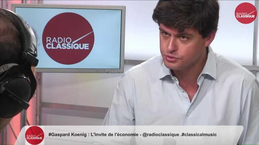 """Illustration pour la vidéo """"Nous voulons mettre en place un revenu de base, versé sous forme de crédit d'impôt"""" Gaspard Koenig (29/09/2016)"""