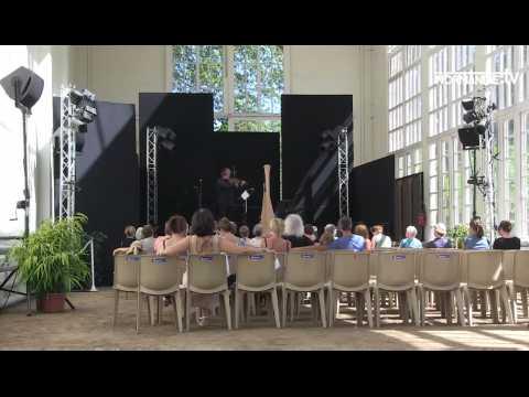 Le festival Vibrations au Jardin des Plantes