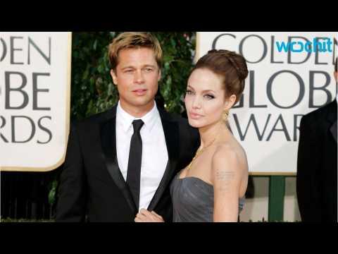 Angelina Jolie & Brad Pitt File For Divorce