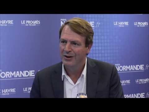 Eco Normandie - Arnauld Daudruy, président du Medef Normandie