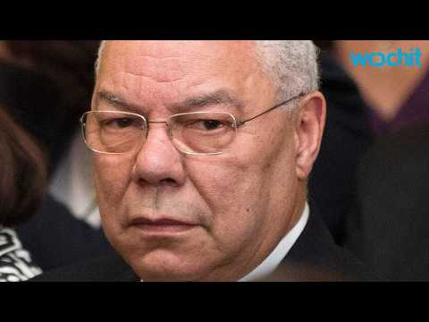 What Does Colin Powell Think Of Donald Trump?