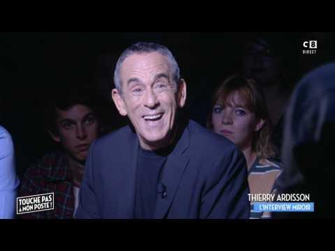 Quand Thierry Ardisson clashe Ali Baddou dans TPMP - ZAPPING TÉLÉ DU 14/09/2016