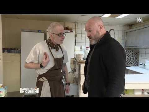 Cauchemar en cuisine : gros clash entre Philippe Etchebest et un chef - ZAPPING TÉLÉ DU 22/09/2016