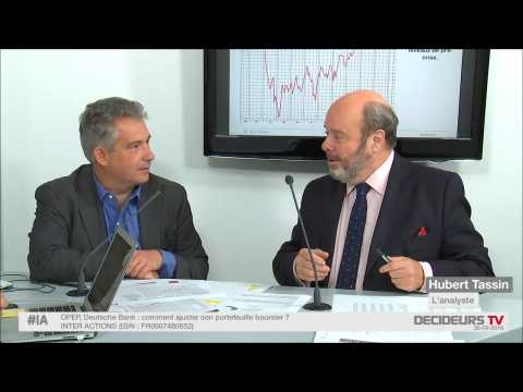 OPEP, Deutsche Bank : comment ajuster son portefeuille boursier ?