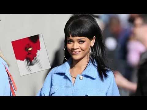 Rihanna compare la sortie de son nouvel album à un accouchement