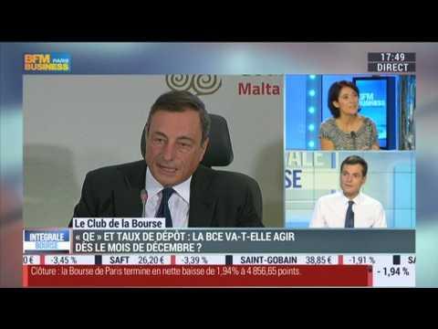 Le Club de la Bourse: Valérie Gastaldy, Sébastien Lemonnier et Xavier Robert - 12/11