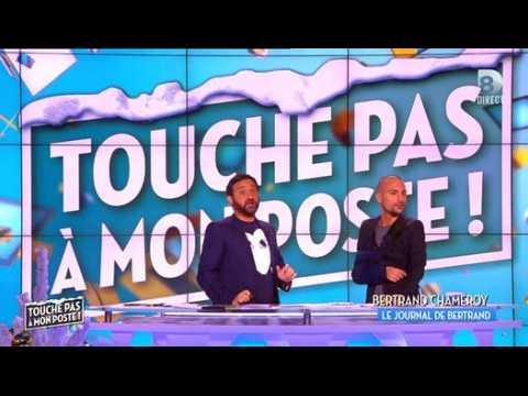 La blague de Philippe Lacheau sur la chute de Shy'm !