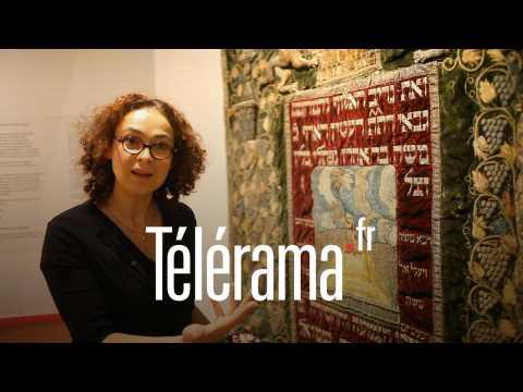 Visite guidée : l'expo Moïse avec Delphine Horvilleur, femme rabbin