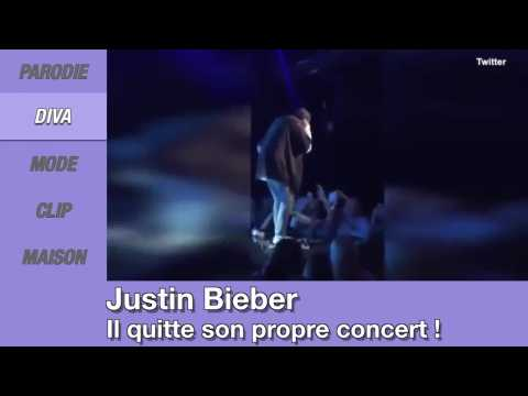 Zap People : Justin Bieber fait un caprice en plein concert, Ellen Degeneres en nouvelle Kim Kardashian de la TV réalité