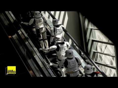 Spéciale Star Wars : la Génération Jedi prend l'antenne sur France Info
