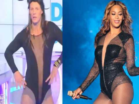 Vidéo : Matthieu Delormeau : Il se prend pour Beyoncé !