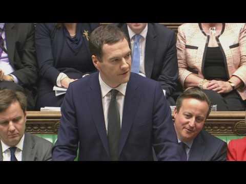 Osborne scraps tax credit changes