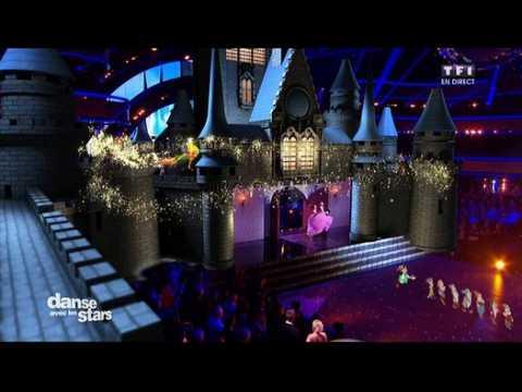 """L'entrée de """"Danse avec les stars"""" façon Disney !"""