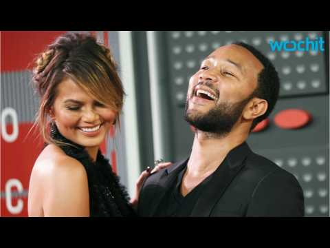 John Legend Serenades Chrissy Teigen