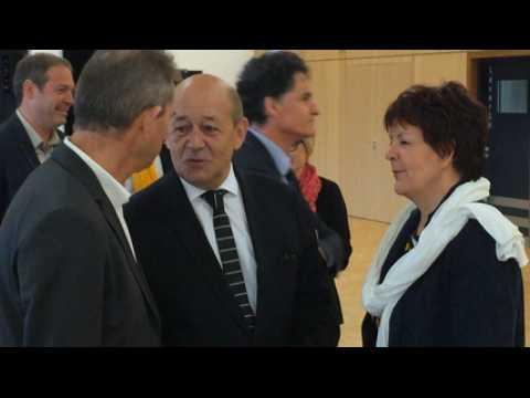 Régionales: la liste Le Drian en Morbihan
