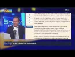 La revue de presse: Jean-Claude Juncker et Martin Selmayr ne sont pas d'accord sur un possible Brexit - 17/10
