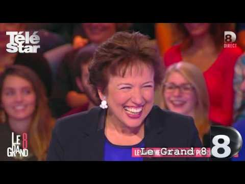 roselyne bachelot commente les nuisette pour hommes sur orange vid os. Black Bedroom Furniture Sets. Home Design Ideas