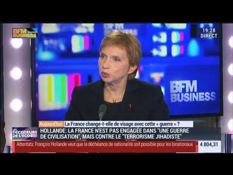 """La France change-t-elle de visage avec cette """"guerre"""" ? - 16/11"""