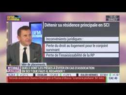Idées de placements : Société Civile Immobilière, comment ça marche ? - 17/11