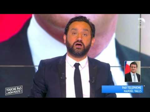 Cyril Hanouna appelle Manuel Valls en direct - ZAPPING PEOPLE DU 28/10/2015
