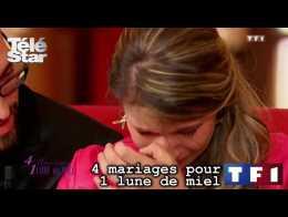 4 mariages pour 1 lune de miel les larmes de cassandra - 4 Mariages Pour Une Lune De Miel Divorce