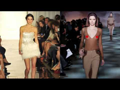 De robes de bal à Prada : l'évolution de Kendall Jenner sur les podiums
