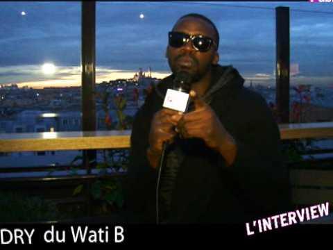 """Exclu Vidéo : Dry du Wati B : """"Il faut penser à donner le flambeau à la nouvelle génération ! """""""