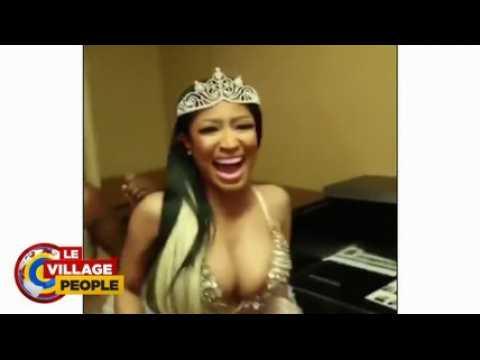 Nicki Minaj dérape en se moquant d'un handicapé - ZAPPING PEOPLE DU 09/11/2015