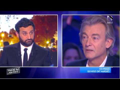 Attentats : Gilles Verdez craque et fond en larmes dans Touche pas à mon poste !